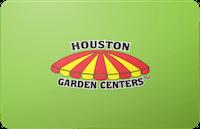 Houston Garden Centers gift card