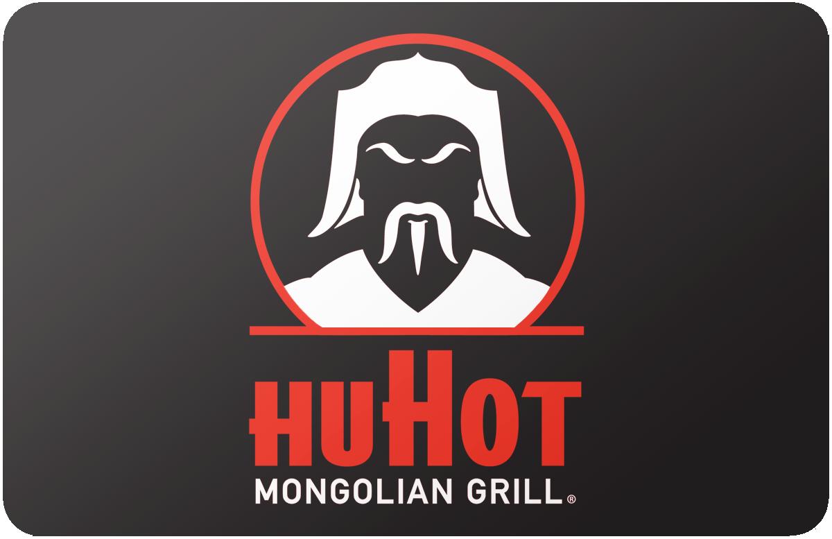 HuHot Mongolian Grill gift card