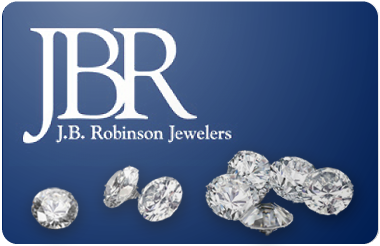 JB Robinson Jewelers gift card