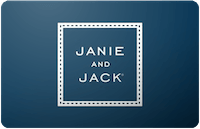 Janie and Jack Merchandise Credit gift card