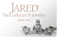 Jared gift card