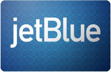 Jet Blue gift card