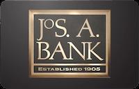 JoS. A. Bank gift card