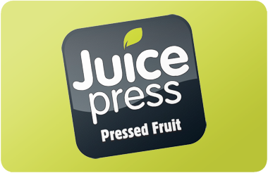 Juice Press gift card