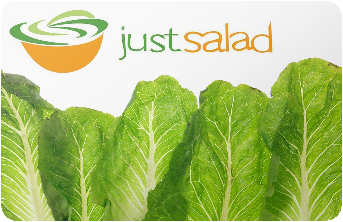 Just Salad gift card