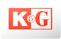 K&G Fashion gift card