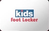 Kids Foot Locker gift card