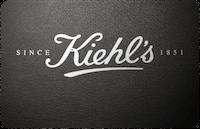 Kiehls gift card