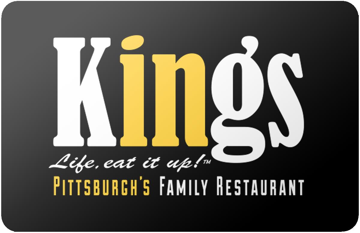 Kings Restaurant gift card