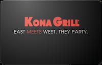 Kona Grill gift card