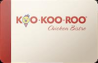 KooKooRoo gift card