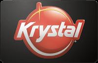 Krystal Restaurant gift card