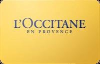 L'Occitane gift card