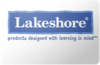 Lakeshore Learning Store gift card