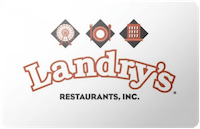 Landry`s Restaurants gift card