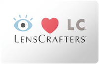Lens Crafters gift card