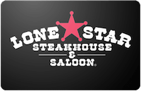 Lone Star gift card