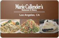 M Callenders grill gift card