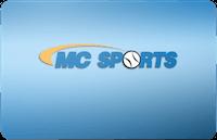 MC Sports gift card