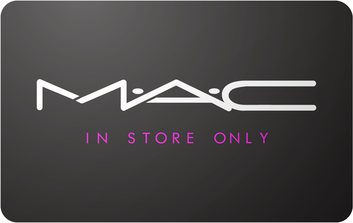 MAC Cosmetics Store Credit gift card