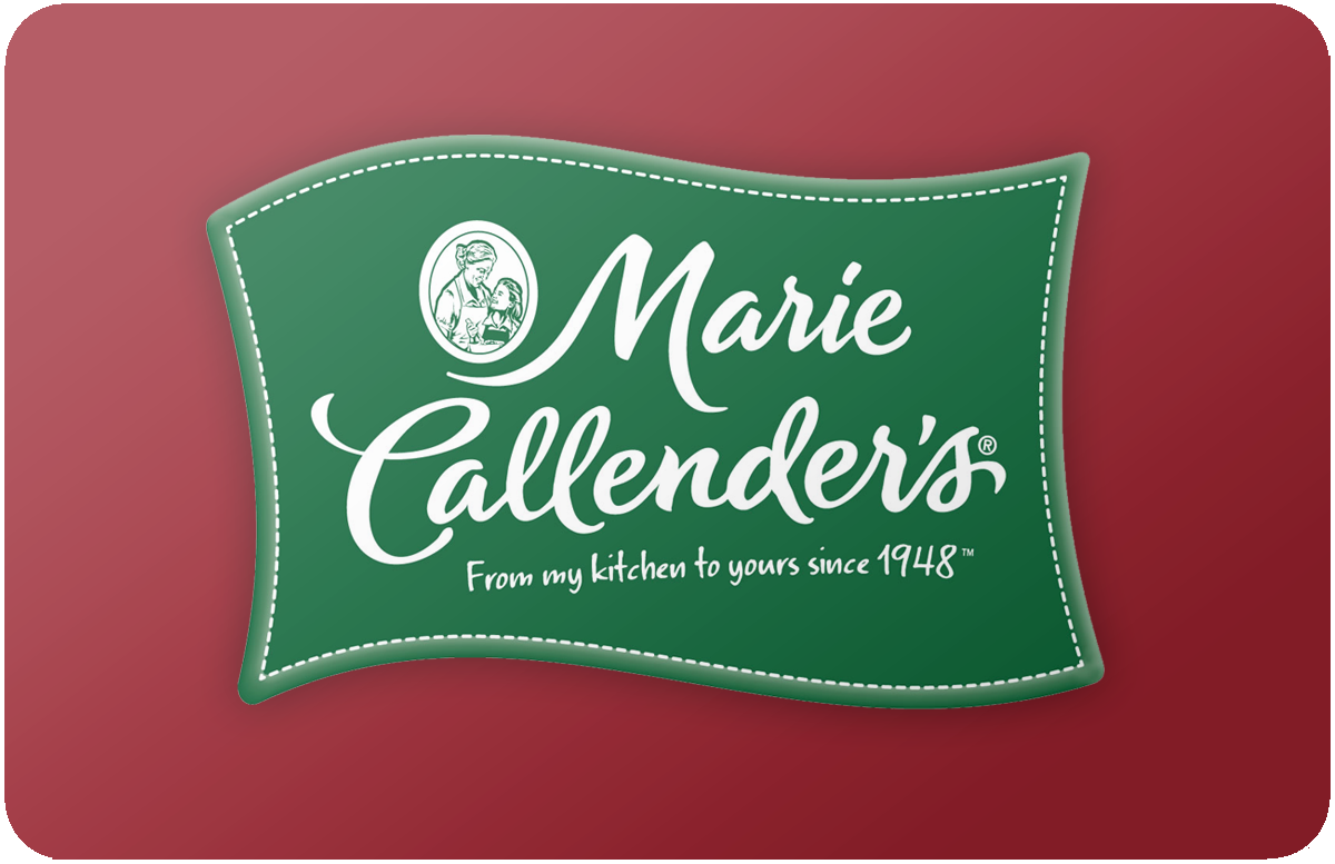 Maries Callanders gift card