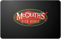 McGrath's Fish House gift card
