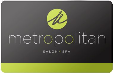 Metropolitan gift card