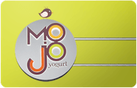 MOJO Yogurt gift card