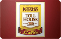 Nestle Cafe gift card