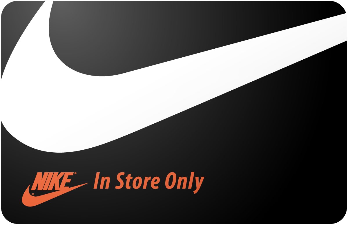 Nike Merchandise Credit gift card