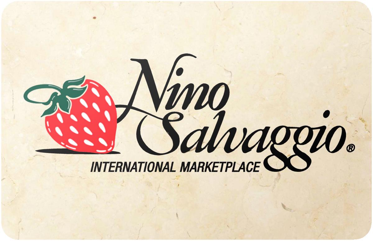 Nino Salvaggio gift card