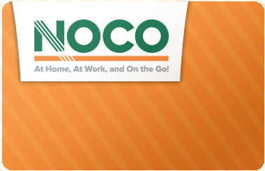 Noco Card gift card