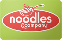 Noodles & Co gift card