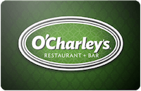 O'Charleys gift card