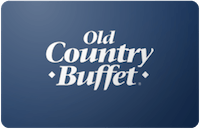 Old Country Buffet gift card