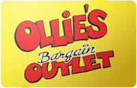 Ollies Barg Outlet gift card
