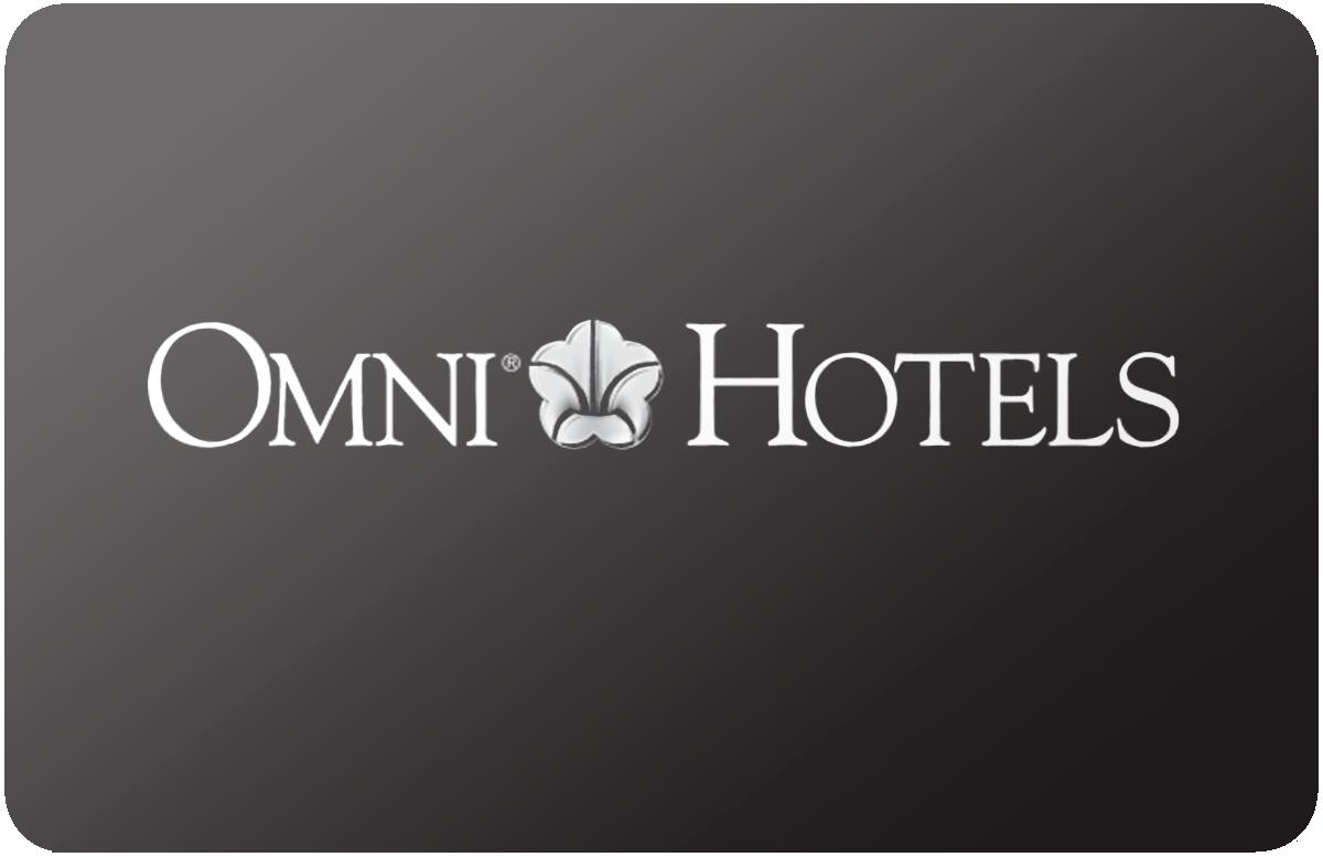 Omni Hotel gift card