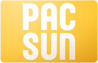 PacSun gift card