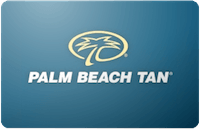Palm Beach Tan gift card