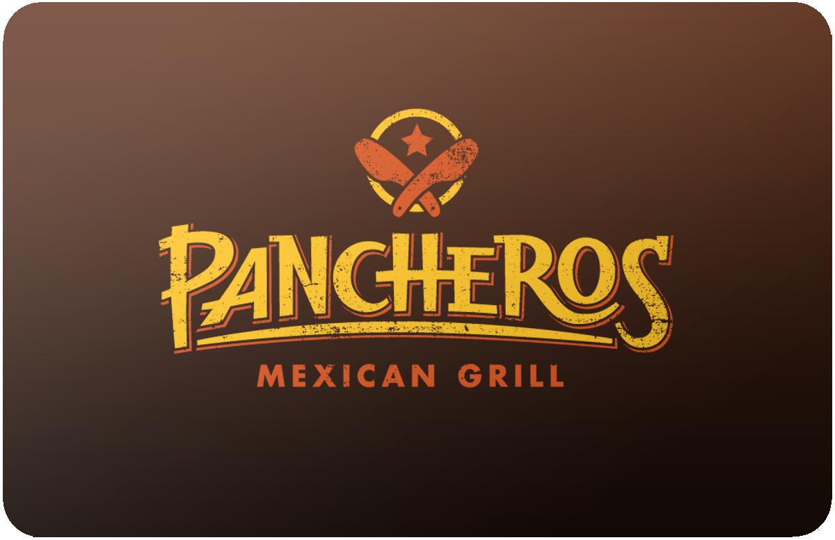 Pancheros gift card