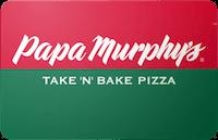 Papa Murphy's gift card