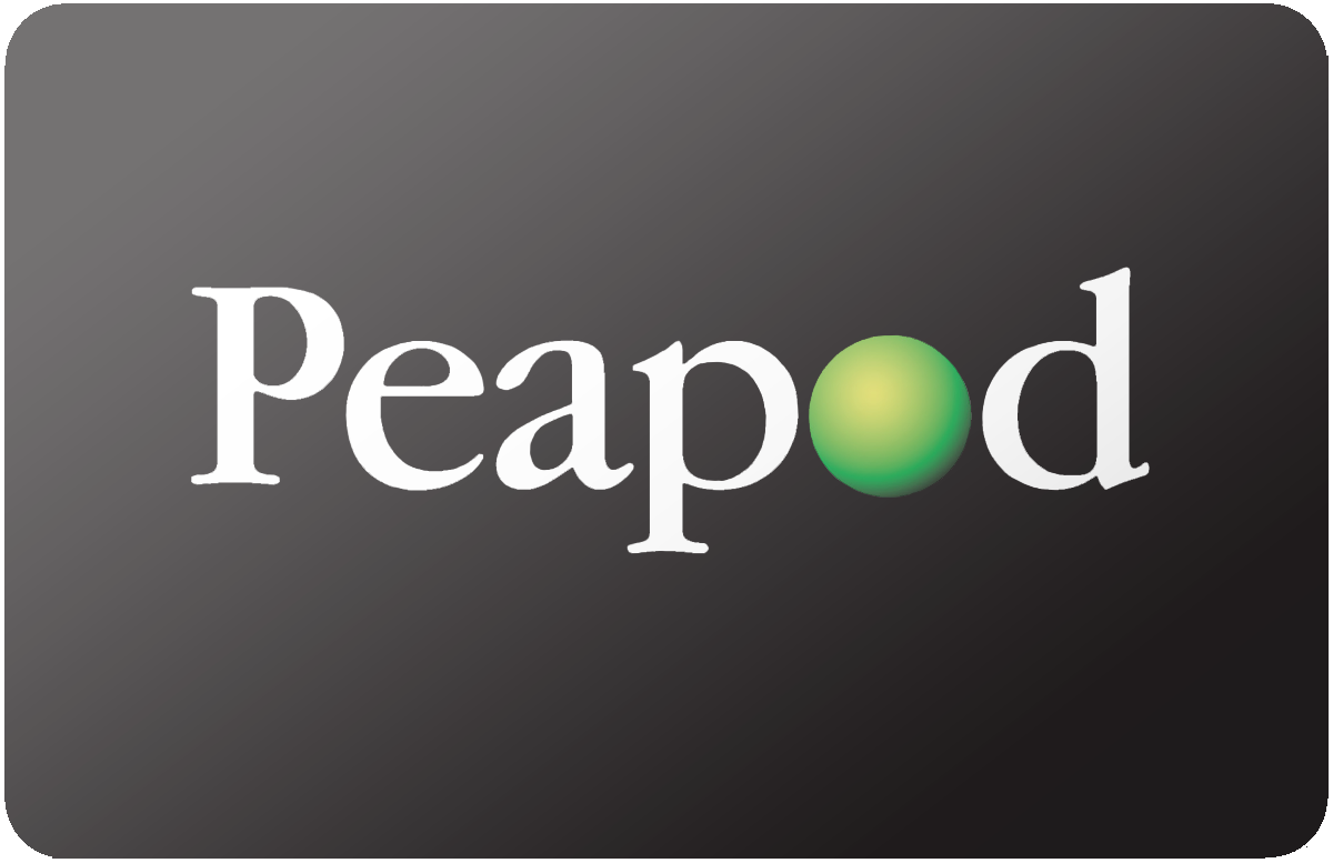 Peapod gift card