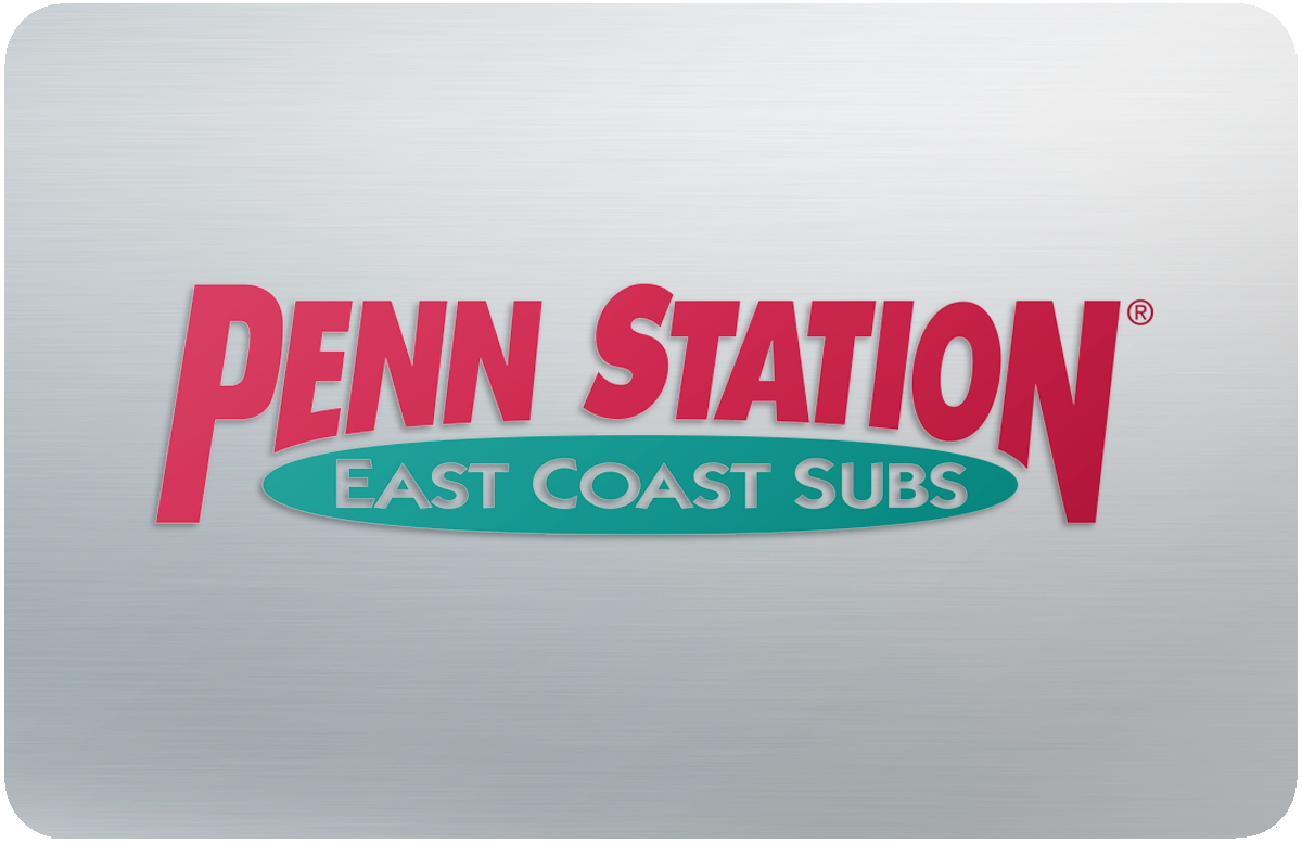 Penn Station gift card