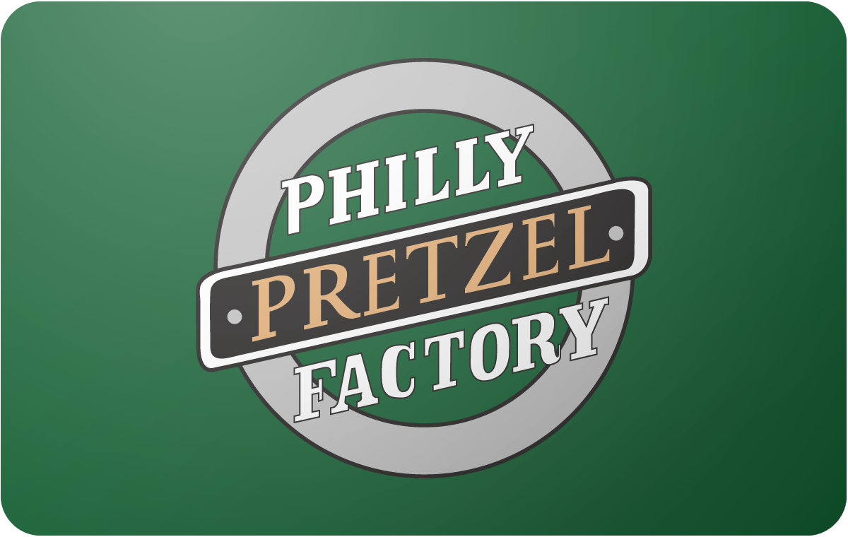 Philly Pretzel Factory gift card