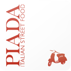 Piada gift card