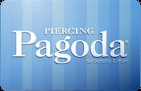 Pagoda gift card