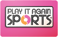 Play It Again Sports gift card