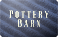 Pottery Barn gift card