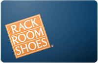 Rack Room Shoes gift card