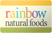 Rainbows Foods Store gift card